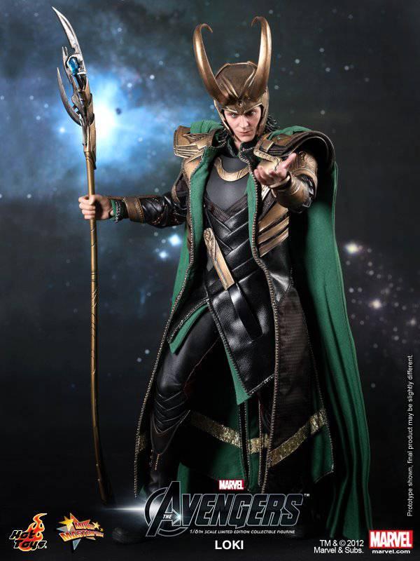 Welcher Avenger Bin Ich